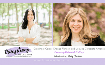 Creating a Career Change Platform and Leaving Corporate America