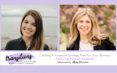 Episode 31: Creating A Financial Strategy Plan For Your Business