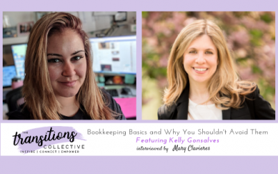 Episode 30: Bookkeeping Basics and Why You Shouldn't Avoid Them