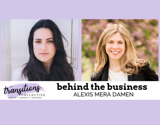 BTB07: Behind the Business with Alexis Mera Damen