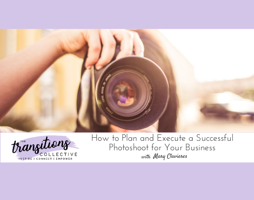 Episode 37: How to Plan and Execute a Successful Photoshoot for Your Business