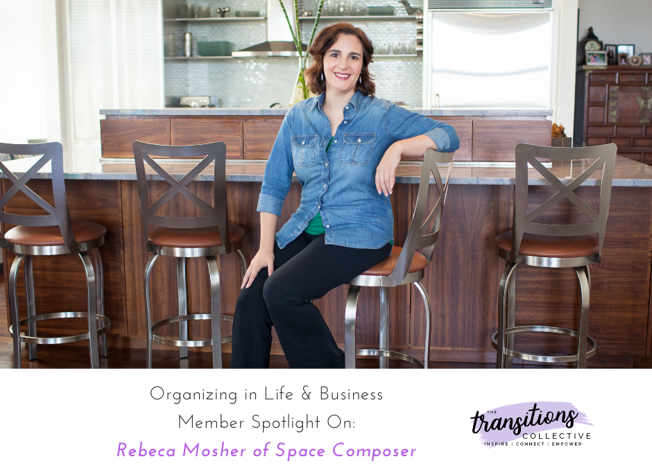 Organizing in Life and Business: Member Spotlight on Rebeca Mosher of Space Composer