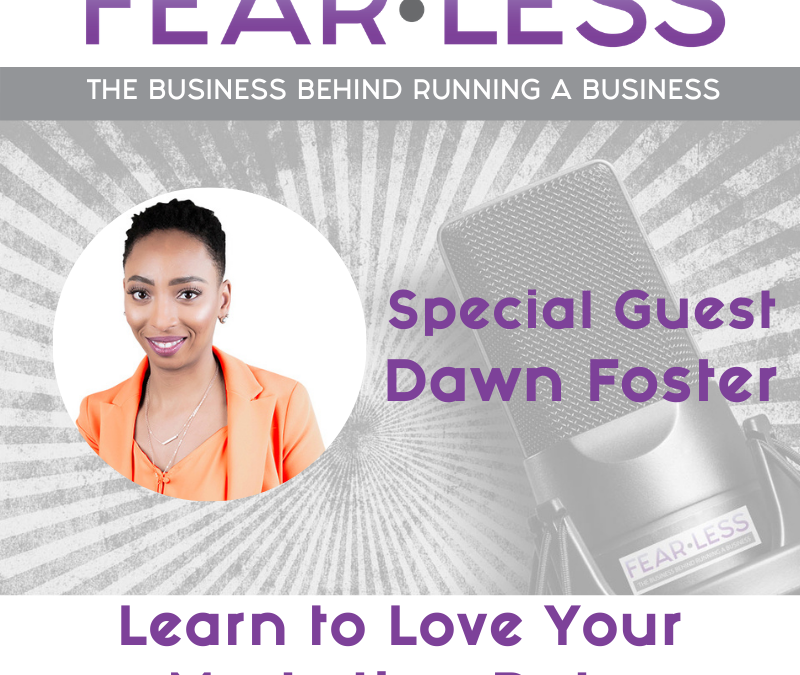 Episode 141 – Learn to Love Your Marketing Data