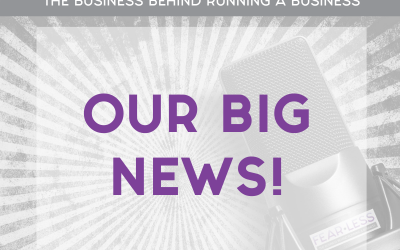 Episode 157 – Our Big News