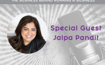 Episode 160 – The Power of Community with Jalpa Pandit